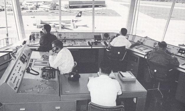 Contrôleur aérien chez skyguide