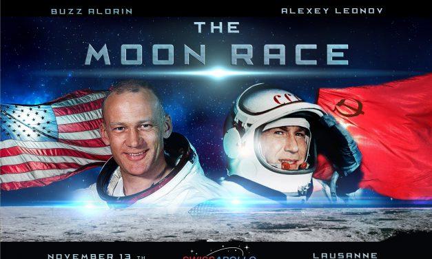 THE MOON RACE – EPFL le 13.11.2015