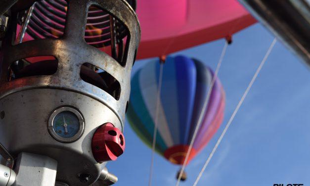 Le ballon à air chaud et autres aérostats