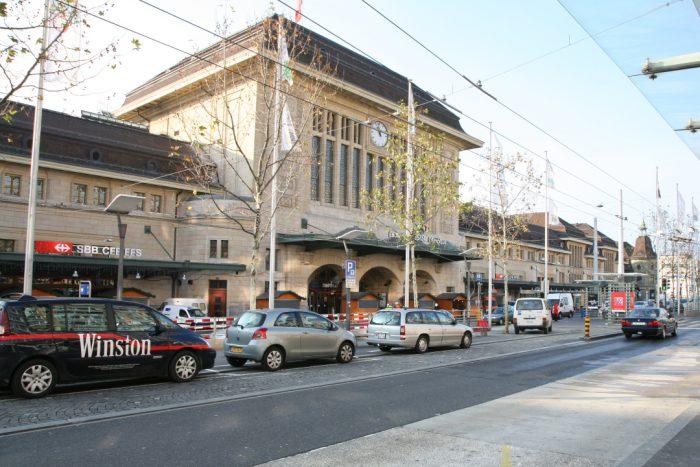 Lausanne gare