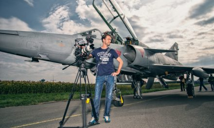 Yannick Barthe – Réalisateur de films aéronautiques