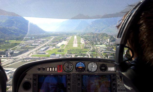 """Nouvelle approche """"GPS"""" à Sion"""