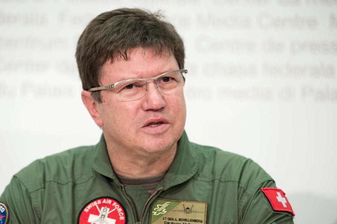 Interview exclusive avec le Chef des Forces aériennes suisses