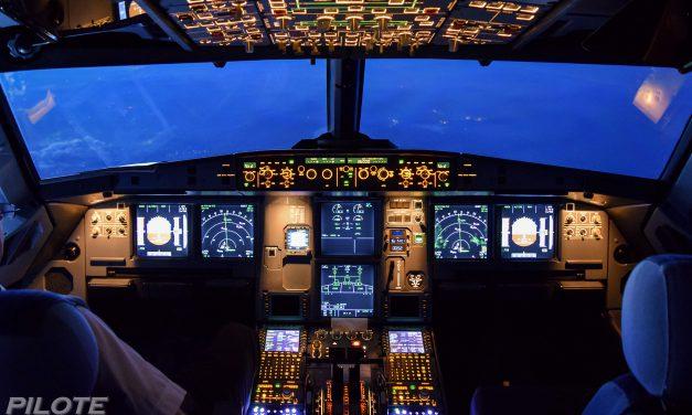 La vie d'un pilote de ligne