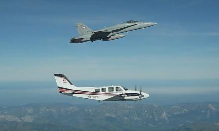 Qu'est-ce que la police aérienne suisse ?