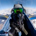 750km/h en jet militaire sur les Alpes ? C'est possible !