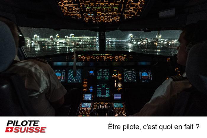 Webinar : Le métier de pilote